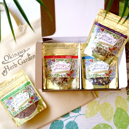Okinawa Herb Garden Gift Set Ⅰ